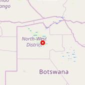 NG 32 game reserve, Okavango delta