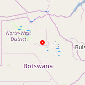 Nxai Pan National Park - Kudiakam Pan