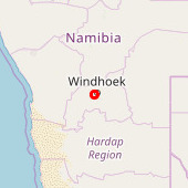 Windhoek Town and Townlands