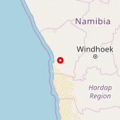 Track to Welwitschia plains
