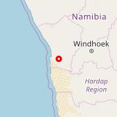 Deserto de Namibe