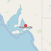 Adelaide city centre
