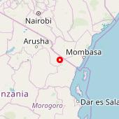 Mkomazi Game Reserve