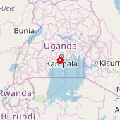 Jardin botanique d'Entebbe