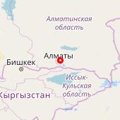 Dom Otdykha Imeni Desyati Let Kazakhskoy SSR