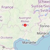 Réserve de chasse de Printegarde embouchure Drôme dans Rhône