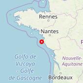 Île d'Yeu, phare des Corbeaux