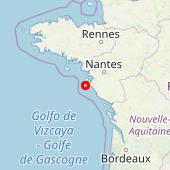 Île d'Yeu, plage de la Tourette