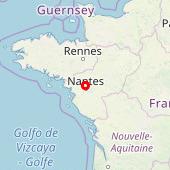 Nantes centre Erdre