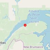 Camping Rivière-Matane