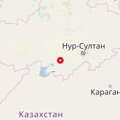 District de Korgalgyn, Akmola