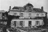 La Gerbetière, sa maison d'enfance