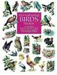 Old-Fashioned Birds Stickers: 86 Full-Color Pressure-Sensitive Stickers