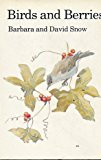 Birds and Berries: A Study of an Ecological Interaction
