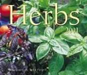 Herbs 2001 Calendar