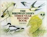 Birdwatcher's Three-Year Record Book