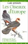 Les Oiseaux d'europe