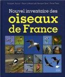 Nouvel inventaire des oiseaux de France