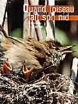 Quand l'oiseau fait son nid