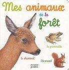 Mes animaux de la forêt