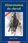 Alimentation du cheval