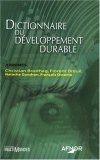 Dictionnaire du Developpement Durable