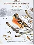 Atlas des oiseaux de France en hiver