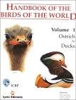 Handbook of the Birds of the World: Ostrich to Ducks