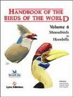 Handbook of the Birds of the World: Mousebirds to Hornbills
